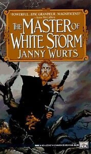 THE MASTER OF WHITE STORM by Janny Wurts