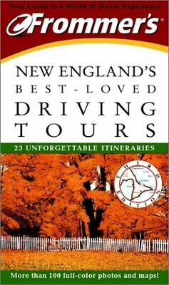 Frommer s New England s Best-Loved Driving Tours  Best Loved Driving