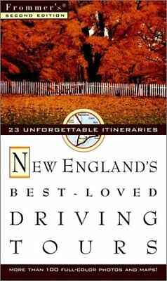 Frommer s New England s Best-Loved Driving