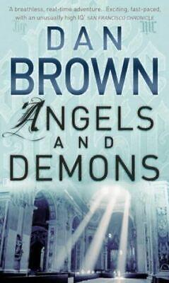 Angels And Demons, Brown, Dan, Like New, Paperback