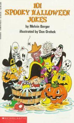 101 Spooky Halloween Jokes - 101 Halloween Jokes