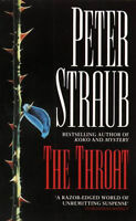 """"""" The Throat """" by Peter Straub - 1993 1st edition hardcover - $3"""