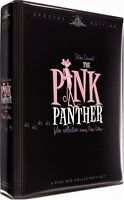 The PINK PANTHER Film Collection (6 DVD SET) (Peter Sellers) $35
