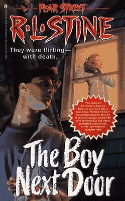 The Boy Next Door  Fear Street  No  39  By R  L  Stine