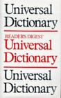 Readers Digest Dictionary