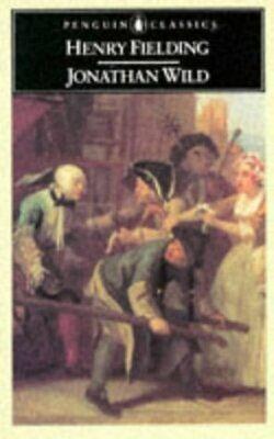 (Good)-Jonathan Wild (English Library) (Paperback)-Fielding, Henry-0140431519