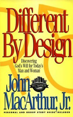Different by Design: Discovering Gods Will for To Discovering Gods Design