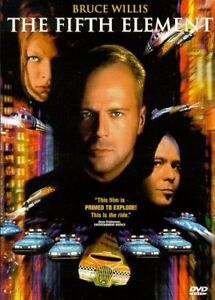 The Fifth Element DVD Version Anglaise Seulement
