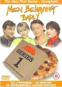 Men Behaving Badly: Series One [DVD] Windsor Brisbane North East Preview