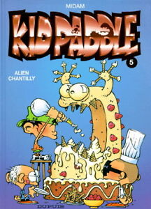KID PADDLE # 5 ALIEN CHANTILLY COMME NEUF