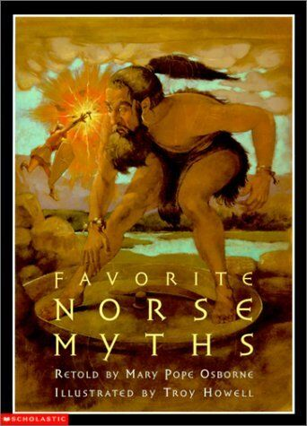 Favorite Norse Myths