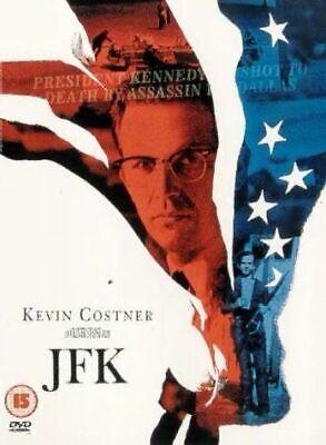 , JFK [1992] [DVD], Like New, DVD