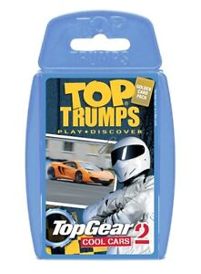 Top Trumps - Top Gear: Cool Cars 2