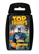 DC Top TRUMPS