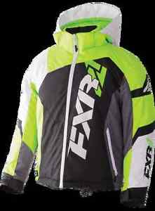LOOKING FOR: FXR youth size 8 jacket/snow pants