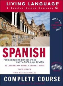 Spanish Complete Course: Basic-Intermediate, CD Edition