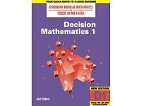 D1 New edition Modular Mathematics Textbook