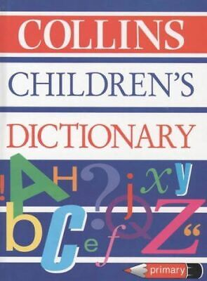 Not Known, Collins Children's Dictionary, Very Good, Hardcover