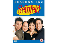 SEINFELD DVD BOXSETS - Series 1 to 7 - Individually Priced