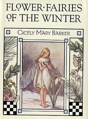 Flower Fairies of the Winter - Winter Fairies
