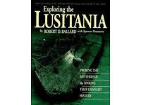 Exlporing the LUSITANIA