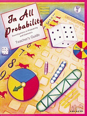 In All Probability, Grades 3-6 : Investigations In Probability And Sta-exlibrary