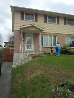 Renovated and Extremely Clean 3 Bedroom Semi for Rent