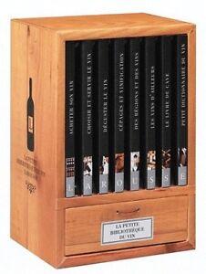 La petite bibliothèque du vin- Larousse