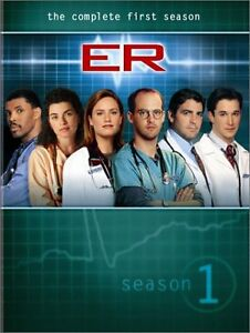 ER-First Season-4 dvd set-Excellent condition + bonus dvd