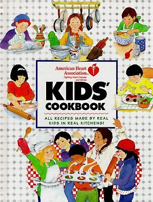 Kid Cookbook (American Heart Association Kids)
