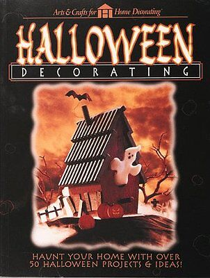 Halloween Interior Decorating (Halloween Decorating (Arts & Crafts for Home)
