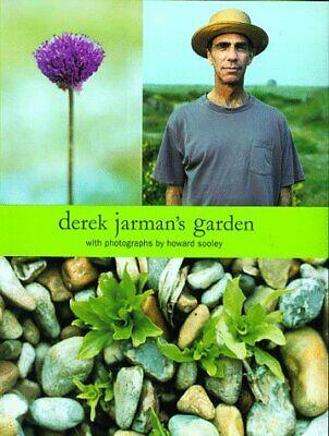 Derek Jarman's Garden by Derek Jarman New Hardcover Book