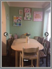 Good double room £440 per month for single person / £580 per month for couple