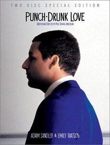 USED DVD Movies starting $1 each. Punch Drunk Love Special!