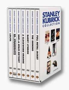 Coffret DVD Stanley Kubricks