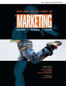 LE MARKETING concepts-décisions-actions