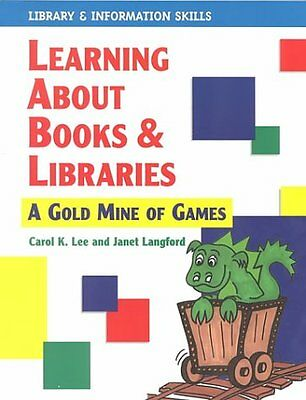 Learning About Books And Libraries  A Gold Mine Of
