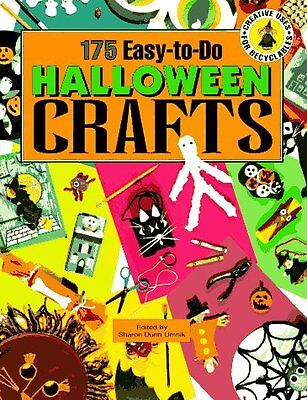 175 Easy-to-Do Halloween Crafts: Creative Uses for (Easy Creative Halloween Crafts)