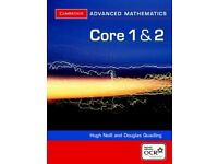 A level OCR Maths and Further Maths textbooks £2 each