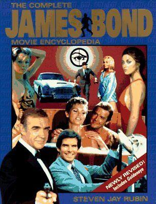 The Complete James Bond Movie Encyclopedia