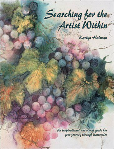 USED (VG) Searching for the Artist Within by Karlyn Holman