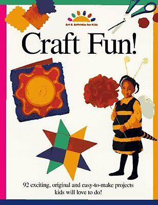 Craft Fun! (Art & Activities for Kids)