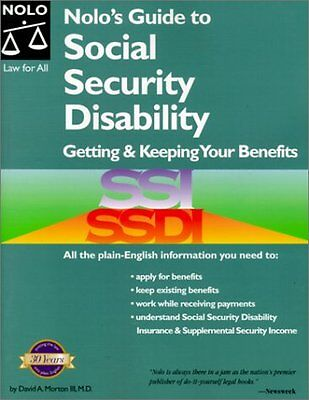 Nolos Guide To Social Security Disability  Gettin