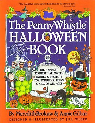 The Penny Whistle Halloween Book by Meredith Brokaw, Annie Gilbar ](Halloween Meredith)