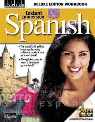 Instant Immersion Spanish  Deluxe Edition Workbook Spanish Edition   Spanish And