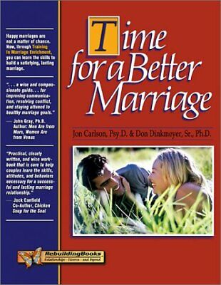 Time for a Better Marriage  Training in Marriage Enrichment