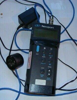 Newport Model Optical Power Meter Pn 840-c