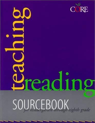 Teaching Reading Sourcebook  - by Honig
