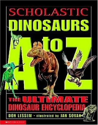 Scholastic Dinosaur A To Z](Dinosaur A To Z)