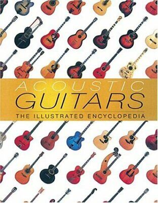 Acoustic Guitars  The Illustrated Encyclopedia for sale  Shipping to India